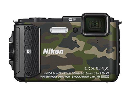 Nikon デジタルカメラ COOLPIX AW130