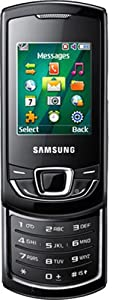 T-Mobile Samsung E2550 Monte Slider Pay As You Go Mobile Phone