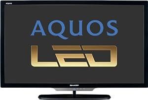 Sharp LC40LE542E 102 cm (40 Zoll) LED-Backlight-Fernseher (Full-HD, 100Hz, DVB-T/C/S2, SmartTV) schwarz