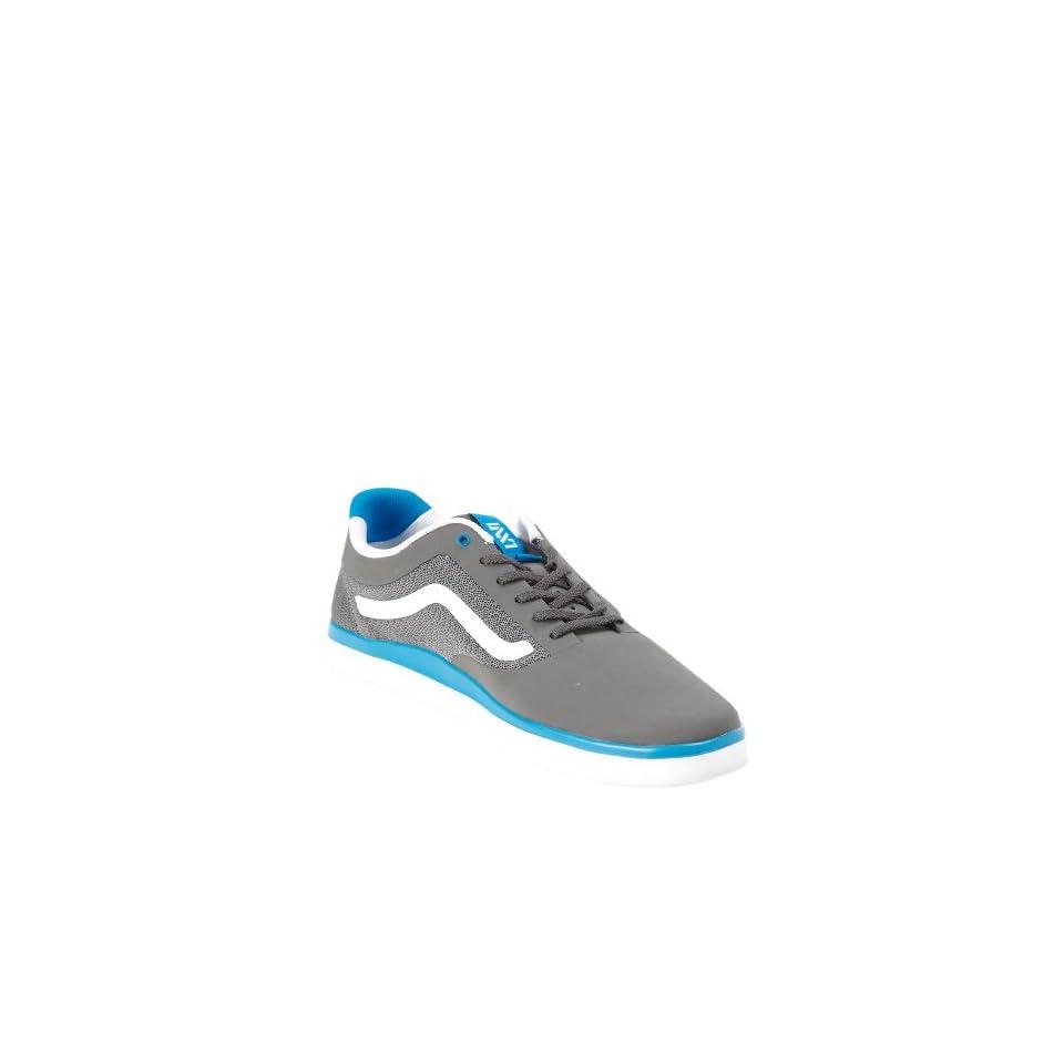 ec9fe87826b39e Vans Mens Lxvi Graph Sneakers greylightblue 6.5 on PopScreen