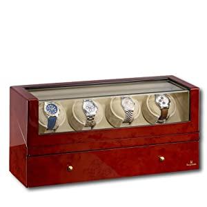 Designhutte Watch Winder San Diego 4 DB