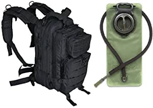 Ultimate Arms Gear Stealth Black Heavy Duty Combat Multi-Functional Equipment... by Ultimate Arms Gear