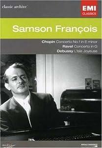 Chopin: Concerto No. 1; Ravel: Concerto; Debussy: L'Isle Joyeuse [DVD Video]