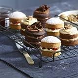 Lakeland My Kitchen Cook & Bake 12 Hole Mini Loose-Based Sandwich Cake Tin