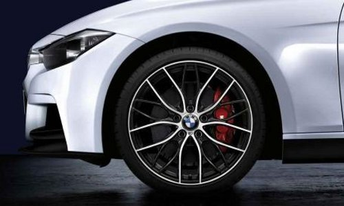 BMW M Performance Double-Spoke 405M, 20