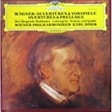 Vpo Wagner;Overtures & Preludes