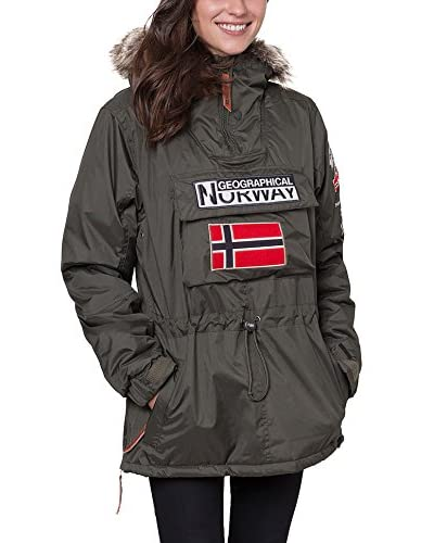 Geographical Norway Chaqueta Bijou Caqui