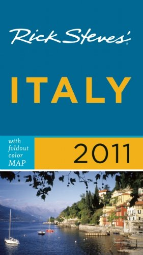 Rick Steves' Italy 2011 with map