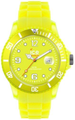 Ice-Watch Ss.Nyw.U.S Ice-Flashy Neon Yellow Unisex Watch