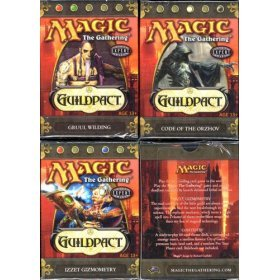 Buy Magic the Gathering – Guildpact Theme Deck Set Of 3