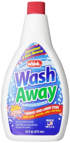 Whink Wash Away Stain Remover, 3 Count, 16 Ounce