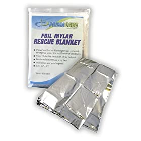 Primacare  Emergency Foil Mylar Thermal Blanket