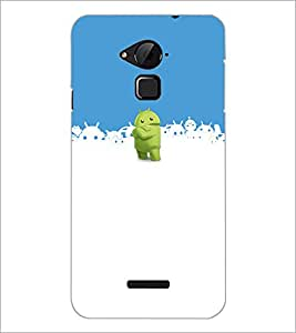 PrintDhaba Android D-5559 Back Case Cover for COOLPAD NOTE 3 LITE (Multi-Coloured)