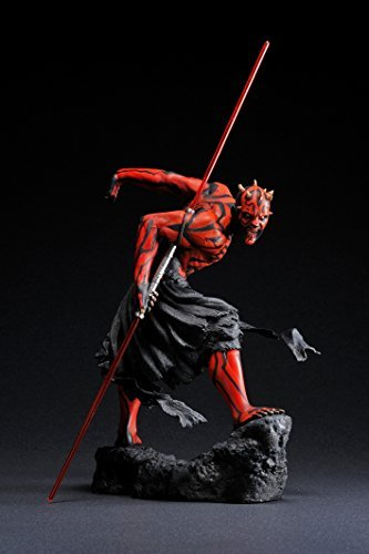 Star Wars: Darth Maul Light Up ArtFX Statue 2nd Edition