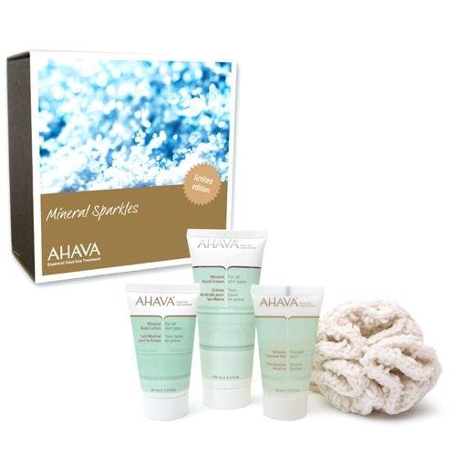 AHAVA Mineral Sparkles - $40 Value 4 Piece Set