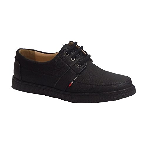 phat-farms-mens-eli-black-laced-moc-toe-casual-shoes-105-m-black