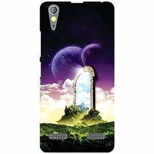 Printland Love Nature Phone Cover For Lenovo A6000 Plus