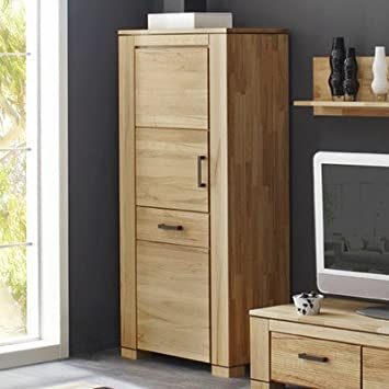 Sit-Möbel 3948-01 madera de tope izquierdo, 2 puertas de amortiguamiento, 79 x 40 x 161 cm