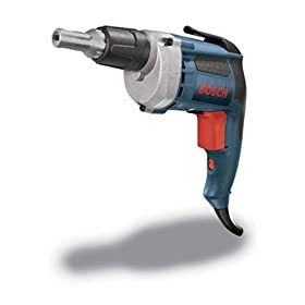 Factory-Reconditioned Bosch SG45M-50-RT 4500 RPM Drywall Screwgun w/ 50ft Twist-Lock Plug