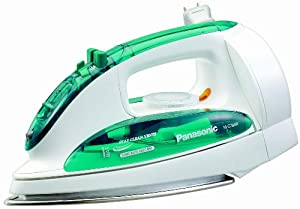 Panasonic NI-C78SR Steam/Dry Iron with Stainless-Steel Soleplate