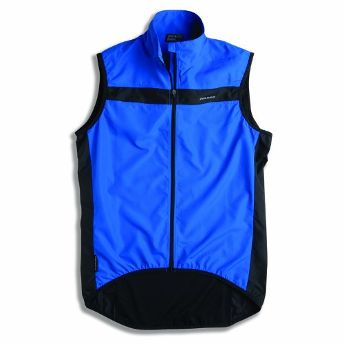 Polaris Racelite Gilet Blue/Black Small