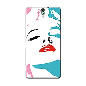 MARLYN BACK COVER FOR SONY C5