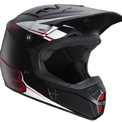 Buy Low Price Fox 2012 V2 Bike Helmet – 01209 (B00852YS58)