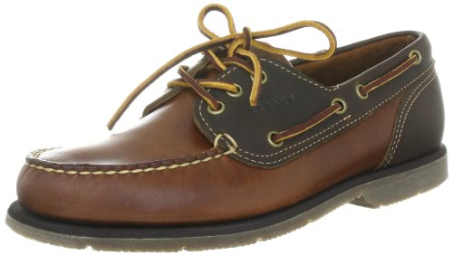 Sebago Men's FORESIDER Ankle Boots B76906 Brn/Burnt Ivor 43.5EU/9 UK