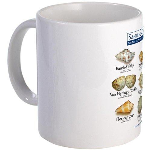 Shell I.D. Guide Mug Mug By Cafepress