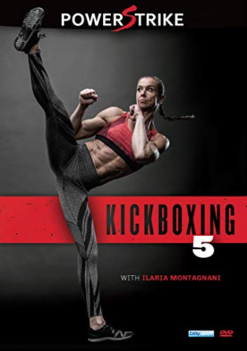 DVD : Powerstrike: Kickboxing 5 Workout (DVD)