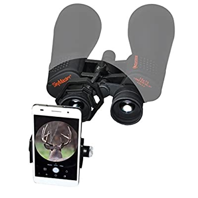 Bone View FSOPTIC Optic Mount Smart Phone (Black) by Kinsey's Archery