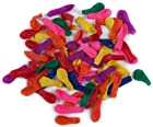 myLife Multi Colored - Flexible Latex Rubber (100 Count Pack - Standard Size) Water Bomb Grenade Balloons (Conquer the Heat)