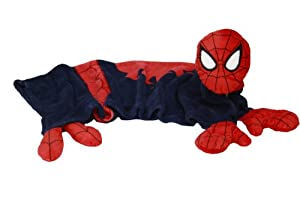Cuddleuppets Spiderman Plush Puppet