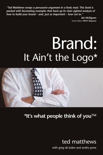 Brand: It Ain't the Logo*