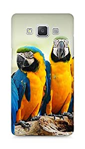Amez designer printed 3d premium high quality back case cover for Samsung Galaxy A5 (Mocking bird animal nature)