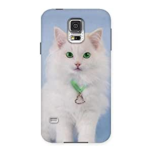 Big Kitty Back Case Cover for Samsung Galaxy S5