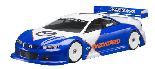 Pro-Line Racing 1487-00 Mazda Speed 6 Clear Body Regular