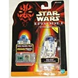 STAR WARS E1 R2-D2 with BOOSTER ROCKETS and COMMTECH CHIP