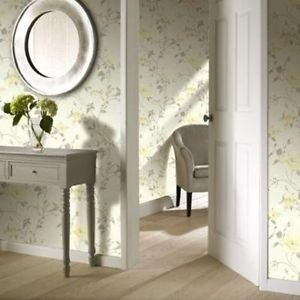 Gran Deco Fusion Wallpaper - Yellow from New A-Brend