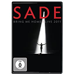 Sade: Bring Me Home - Live 2011 (DVD/CD)