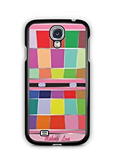 YuBingo Makeup Love Mobile Case Back Cover for Samsung Galaxy S4