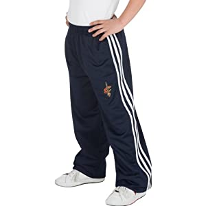 adidas Cleveland Cavaliers Youth (sizes 8-20) 3-Stripe Pant by adidas
