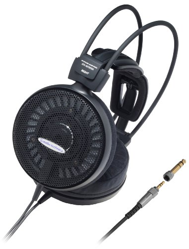 Audio Technica Audiophile Ath-Ad1000X Open-Air Dynamic Headphones