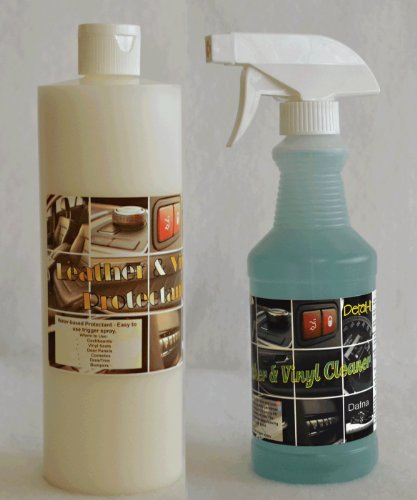 Interior Clean & Shine Combo Car Care Kit