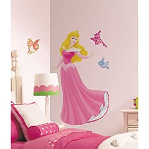 Disney Sleeping Beauty Aurora Car Interior Design
