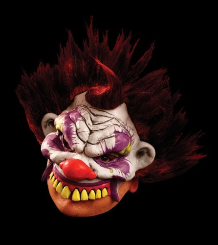 Abnormo the Clown Half Mask