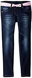 United Colors of Benetton Baby Girls Jeans (15A4CU957150G902_Blue_0Y)