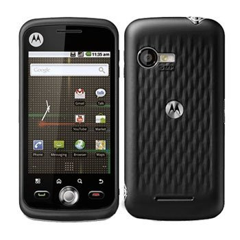 Motorola XT5 XT502 QUENCH Unlocked Android OS 2.1 Phone with 3G 850/1900/2100, 5 MP Camera with Flash, Wi-Fi, Document and Photo Viewer (Black)