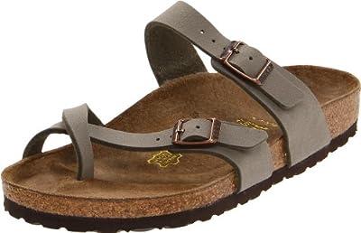 Birkenstock Women's Mayari Birkibuc Sandal