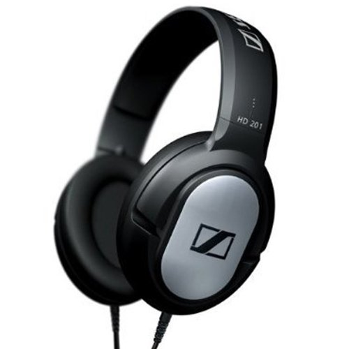 Sennheiser HD201 Lightweight Over-Ear Binaural